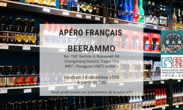 Apéro Français du 18 décembre 2020 à Beerammo